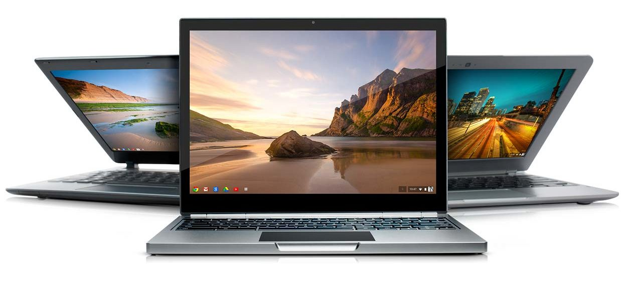 Image of Chromebooks