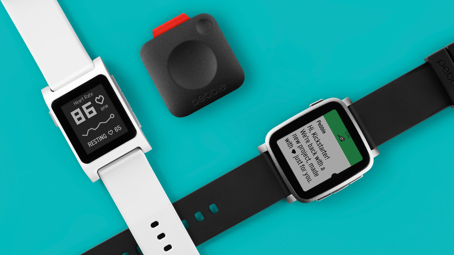Pebble Smartwatch Family